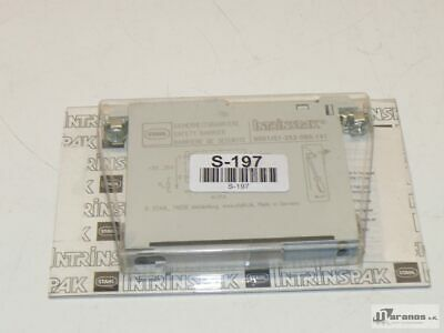 New/Boxed Stahl/Intrinspack 9001/01-252-060-141/900101252060141