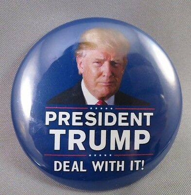 Wholesale Lot Of 22 President Trump Deal With It Buttons 45Th 2020 Photo Donald