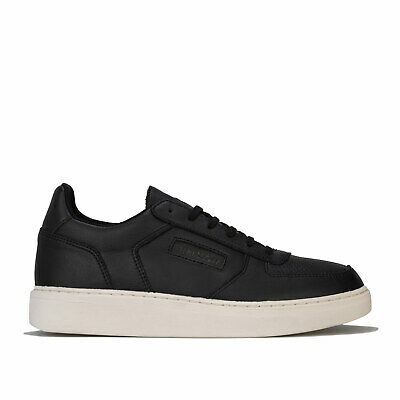 Mens Lyle And Scott Mcmahon Trainers In Black