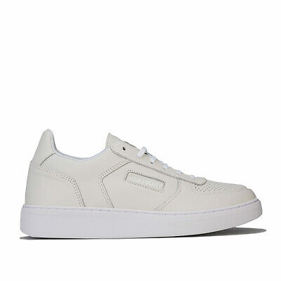 Mens Lyle And Scott Mcmahon Trainers In White