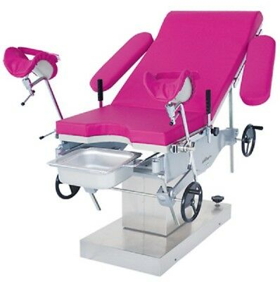 Model 2C Obstetrics Delivery Surgical Operating Table New