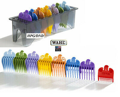 Wahl Coupe-Ongles Lame Découpage Guide Peigne Set&case Attache Coiffure, Groomer