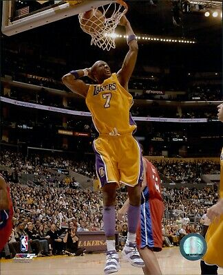 Lamar Odom Los Angeles Lakers Licensed NBA Unsigned Glossy 8x10 Photo A