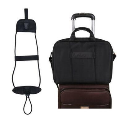 Add A Bag Strap Travel Luggage Suitcase Adjustable Belt Carry On Bungee Strap SP