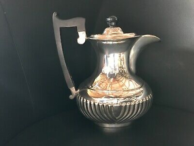 Superb Vintage EPNS Silver Plated Coffee Pot