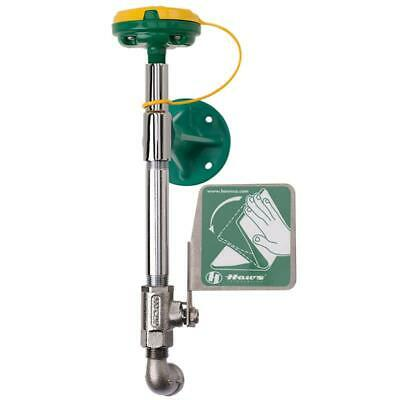 Haws 7324 Wall mounted eye/face wash - Stainless Steel