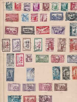 morocco stamps ref 10924A