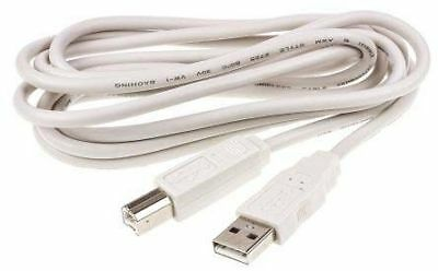 Printer Usb Data Cable For  Hp Epson Brother Canon Samsung Dell Oki Printers