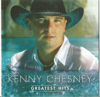 Kenny Chesney ~ Greatest Hits / Best Of ~ NEW CD (sealed)  (SENT SAME DAY)
