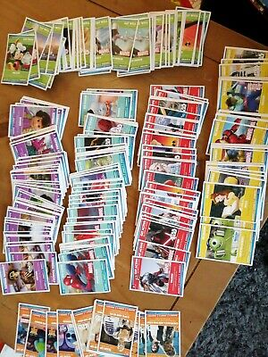Sainsburys Heroes Cards Disney Pixar Star Wars.10 for £1.50. Most available