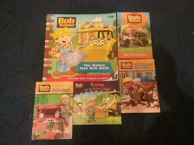Teaching Story Resource Bob the Builder Books For Sack