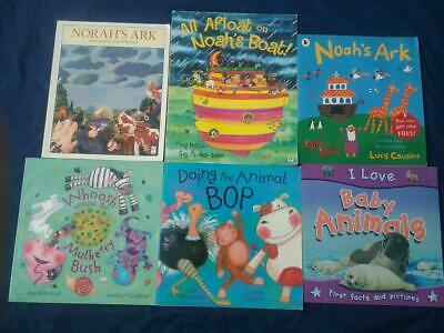 Teaching Story Resource Noah's Ark Books For Sack