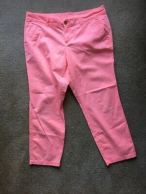 Brilliant Peach Womens Pants Size 14 Old Navy