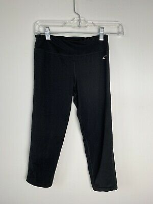 Champion Crop Leggings Child Size 10-2 Large