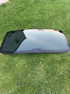 VW Polo Tailgate Glass Heated Rear Window 9N Hatchback 2003 to 2005 6Q6845051AH