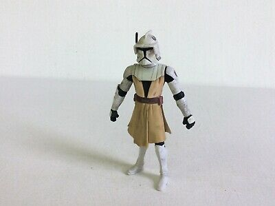 STAR WARS OBI-WAN KENOBI Non-Removable helmet, The Clone Wars Collection #2 2008