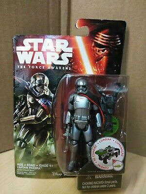 Hasbro Star Wars The Force Awakens Forest Mission Combiner Captain Phasma