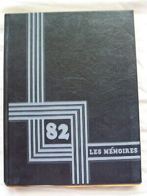 Buffalo Ny Grover Cleveland High School Yearbook 1967 New