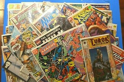 Random Comic Book Grab Bags of 10 Comics (Marvel, DC, Image, Valiant, And More)