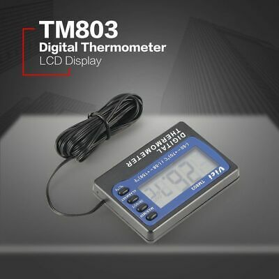 TM803 Fridge Refrigerator Freezer Digital Alarm Thermometer Temperature -50~70℃