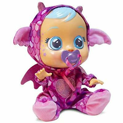 "Dolls Cry Babies Bruny The Dragon, 12"" Tall - Exclusive Toys Games"