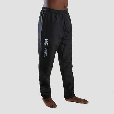 Canterbury Boys Black Cuffed Stadium Pant / Track Pant Age 10 12 14 Years Rrp£30