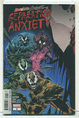 """Absolute Carnage #1 NM """"Separation Anxiety"""" Marvel Comics **16"""
