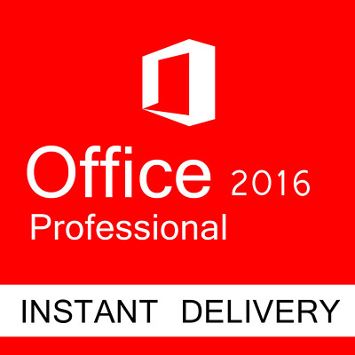 Microsoft office 2016 Professional Plus Product Key and Software