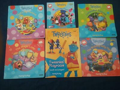 Teaching Story Resource Tweenies- Ready to Play Books For Sack