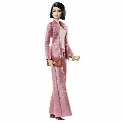 MATTEL Barbie® STYLED BY CHRISELLE LIM DOLL IN STOCK MINT GHL77 NEW 2019 DOLL