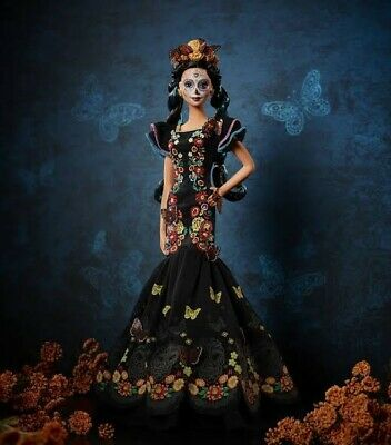 Barbie Doll Dia De Los Muertos IN HAND SHIPS NOW