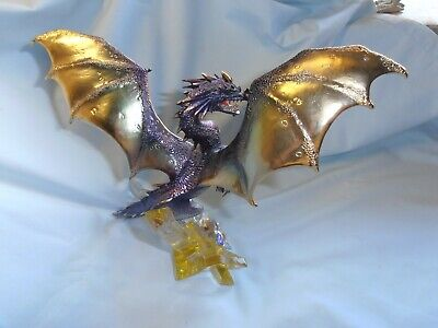Michael Whelan~Guardian Of The Skies~Dragon Figurine~Franklin Mint~V/G/Condition