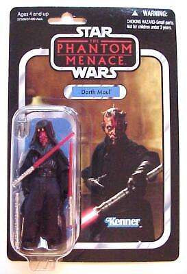 Star Wars Vintage Collection DARTH MAUL VC86 OFFERLESS 2012 C-10 Mint MOMC