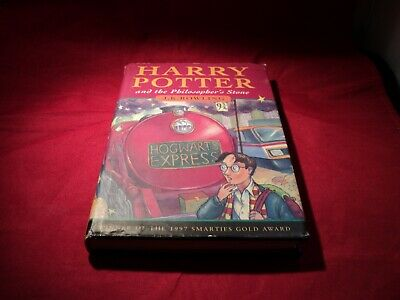 Harry Potter and the philosopher's stone Published by Ted Smart 8th ever print