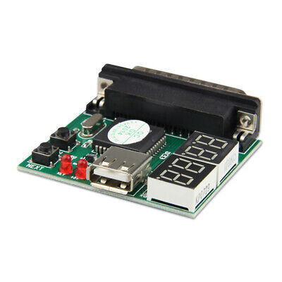 With Parallel 4 Digit Breakdowns Tool Post Analyzer Diagnostic Card Laptop Debug