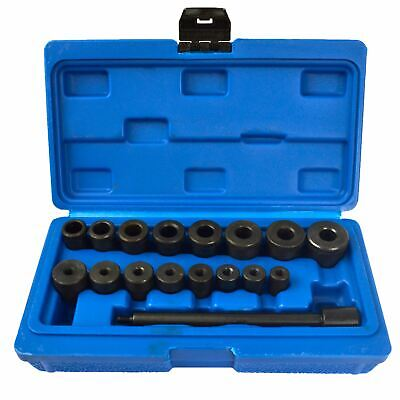 17pc Universal Clutch Fly Wheel Aligning Car Van Mechanics Kit Alignment TE136