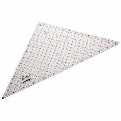Sew Easy NL4205   Template   Patchwork 90° Triangle 12.5in