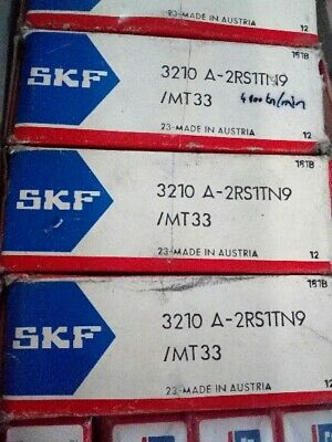 Skf - 3210 A-2Rs1Tn9/Mt33