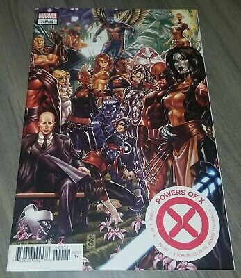 HOUSE OF X 1 Mark Brooks Connecting Cover Variant  Xmen Marvel Key Comic 2