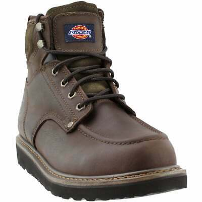 Dickies Outpost Steel Toe and Electric Hazard Boots Casual   Boots Brown Mens -