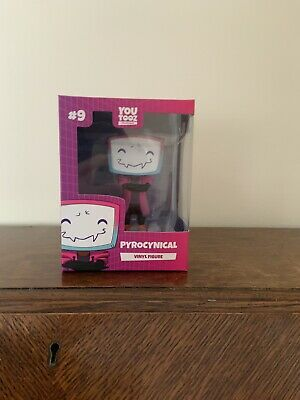 Pyrocynical YouTooz Vinyl Figure LIMITED EDITION Brand New.