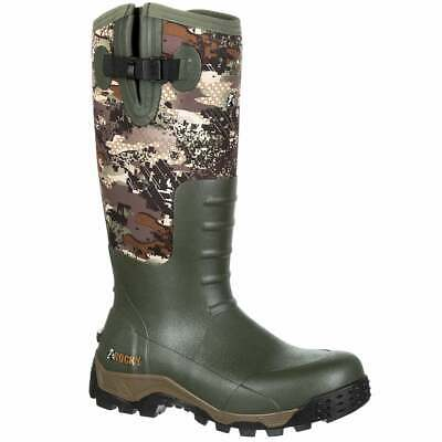 Rocky Sport Pro Rubber Waterproof Outdoor  Boots Outdoor Hunting  Boots Camo