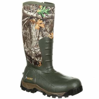 Rocky Sport Pro Rubber 1200G Insulated Waterproof Outdoor  Boots Outdoor Hunting