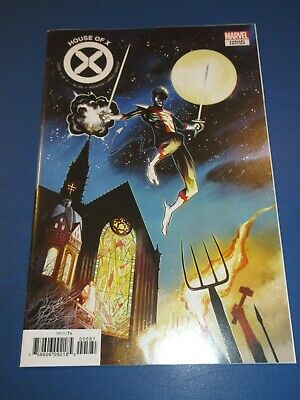 House of X #5 Huddleston Variant Hot Title FVF X-men Wow