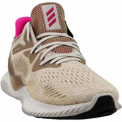 adidas Alphabounce Beyond  Casual Running Neutral Shoes - Beige - Mens