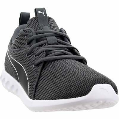 Details about Puma Carson 2 New Core Black Red Men Running Casual Shoes Sneakers 191082 05