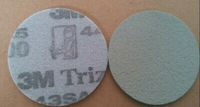 Box price. 3M 02087 Trizact™ Foam Disc P3000 grit 3inch 2087 15pcs