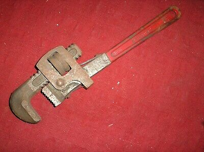 """Vintage Proto Tools 10"""" Pipe Wrench 810"""