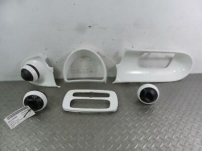 2014-2017 SMART FORFOUR Petrol Hatchback White Dash Interior Trim Set 665