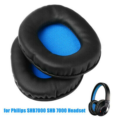 2Pcs Replacement Foam Ear Pads Cushion For Philips SHB7000 SHB 7000 Headphones